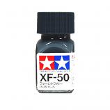 Tamiya 80350 XF-50 Field Blue Mini Enamel Paint Flat 10ml