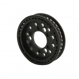 Tamiya 84050 Front Onw-Way Pulley (37T/ Black) Limited Edition