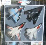 Rare Dickie Aero Club Jets Set of 4 (Freewheel) Set B