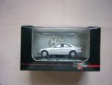 Rare High Speed 1/87 Diecast Mercedes-Benz S-Class Silver