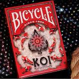 Bicycle KOI Playing Card