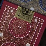 Premium Tycoon Red Edition Playing Card By THEORY11 (Red)