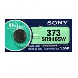 Sony 373 SR916SW SR68 SR916 Silver Oxide Button Battery (1 Piece)