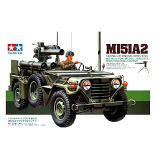 Tamiya 35125 1/35 M151 A32 Jeep/TOW Missile