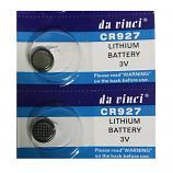 DaVinci CR927 Lithium Cell Button Battery (2 Pieces)
