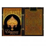 Bicycle Elegance Limited Edition Playing Card (Black)