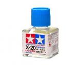 Tamiya 80030 X-20 Enamel Paint Thinner 40ml