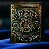 High Victorian Luxury Playing Cards By THEORY11