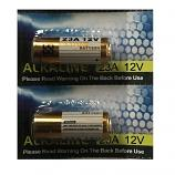 23A 12V High Voltage Alkaline Battery (2 Pieces)