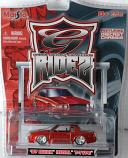 Maisto 1/64 Diecast 1987 Buick Regal T-Type G Ridez - Urban Collection