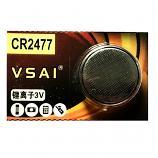 VSAI CR2477 Lithium Cell Button Battery (1 Piece)