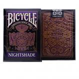 Bicycle Nightshade Limited Edition Playing Card