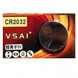 VSAI CR2032 Lithium Cell Button Battery (1 Piece)