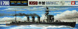 Tamiya 31318 1/700 Japanese Light Cruiser KISO