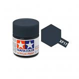 Tamiya 81317 XF-17 Sea Blue Acrylic Paint Flat 23ml