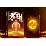 Bicycle Starlight Solar Playing Card