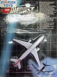 Dickie Diecast Aero Club Air Liner Collection - Swisair Airlines