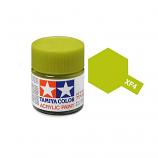 Tamiya 81304 XF-4 Yellow Green Acrylic Paint Flat 23ml
