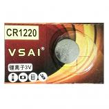 VSAI CR1220 Lithium Cell Button Battery (1 Piece)