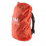 NautreHike Waterproof Back Bag Rain Cover Size M for 30L-50L Back Bag (Orange)