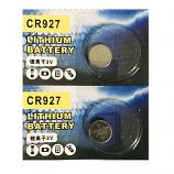 CR927 Lithium Cell Button Battery (2 Pieces)