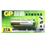 GP 27A 12V Alkaline Battery (1 Piece)