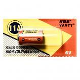 VAVTT 11A 6V Alkaline Battery (1 Piece)