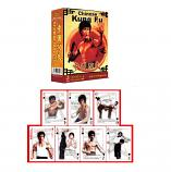 Bruce Lee Chinese Kung Fu Playing Card