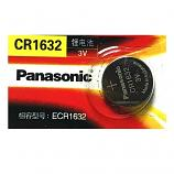 Panasonic CR1632 Lithium Cell Button Battery (1 Piece)