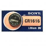 Sony CR1616 Lithium Cell Button Battery (1 Piece)