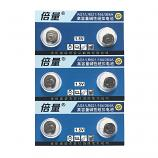 Doublepow AG1 SR621SW LR621 164 GP64A 364 Button Alkaline Battery (6 Pieces)