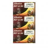 VSAI AG1 SR621SW LR621 364 Alkaline Button Battery (6 Pieces)
