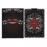 King Magic Red Tune Deck Limited Edition Playing Card by Aloy