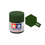 Tamiya 81305 XF-5 Green Acrylic Paint Flat 23ml