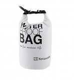 NatureHike 5L Outdoor Multipurpose Waterproof Dry Bag (White)